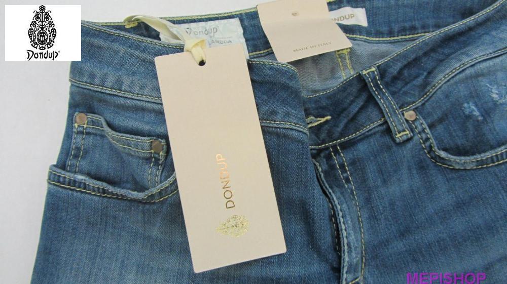 Все джинсы DONDUP производятся в Италии с использованием красителей  натурального происхождения. c5df15d74b7