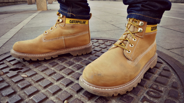 cdd2244f7 Мужские ботинки Caterpillar Colorado (каталог)