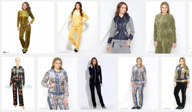 6b89576a7ef Обзор модных магазинов обуви и одежды - obuv-odejda.ru. Стиль и шик  спортивных костюмов от EZE