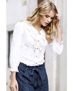 Нарядные Белые Блузки Для Женщин